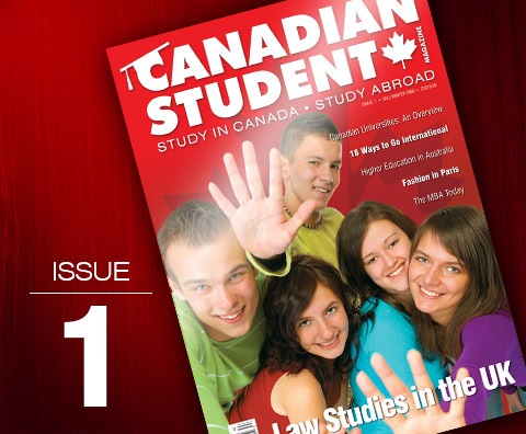 Canadian Student Issue:1