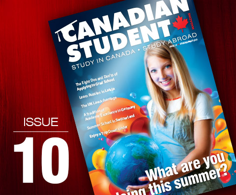 Canadian Student Issue:10