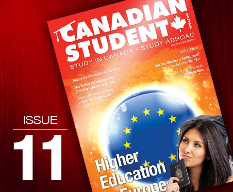 Canadian Student Issue:11