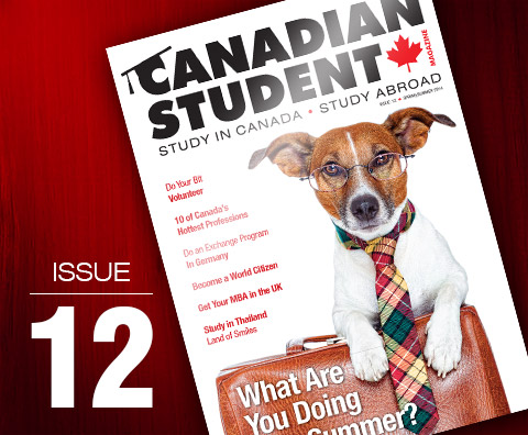 Canadian Student Issue:12