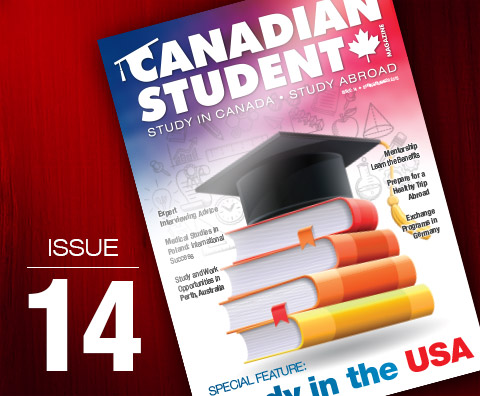 Canadian Student Issue:14