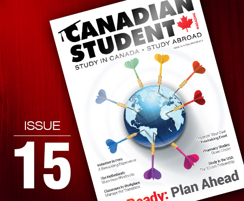 Canadian Student Issue:15