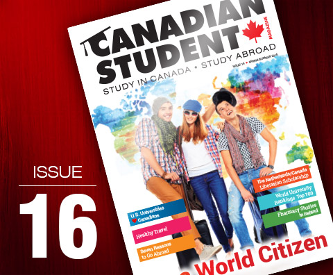 Canadian Student Issue:16