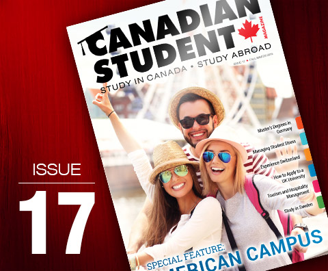 Canadian Student Issue:17