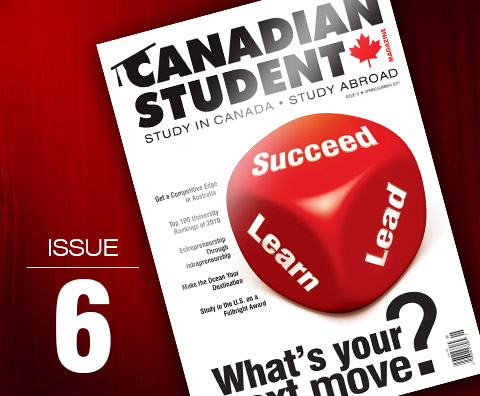 Canadian Student Issue:6