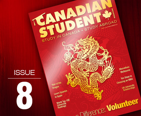 Canadian Student Issue:8