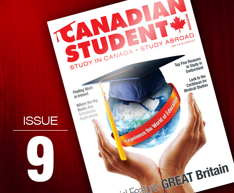 Canadian Student Issue:9